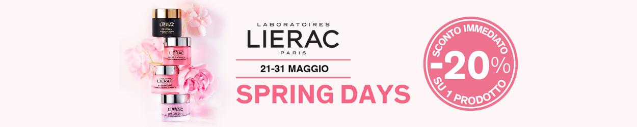 Lierac Spring Days